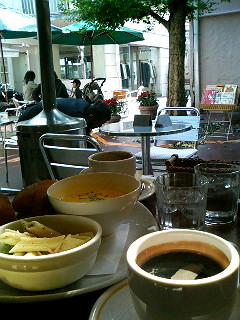 ブランチ@Cafe CABANON