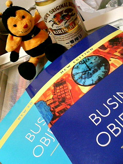 Study English w/beer