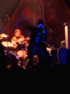 KING DIAMOND Live in Budapest/HUNGARY