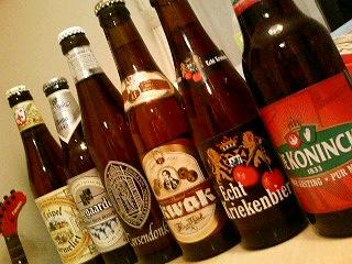 Belgische Bieren !