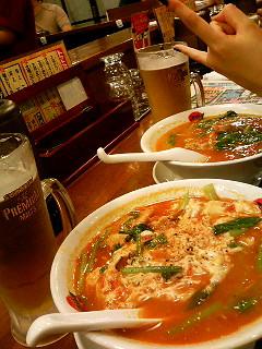 太陽のトマト麺@四谷