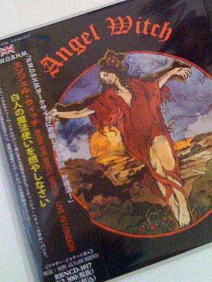 ANGEL WITCH@渋谷QUATTRO