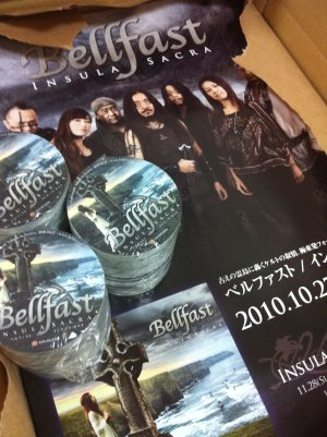 Poster and Coaster