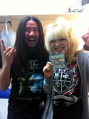 PURE ROCK JAPAN 2011